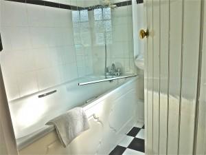 Mistletoe_part of bathroom